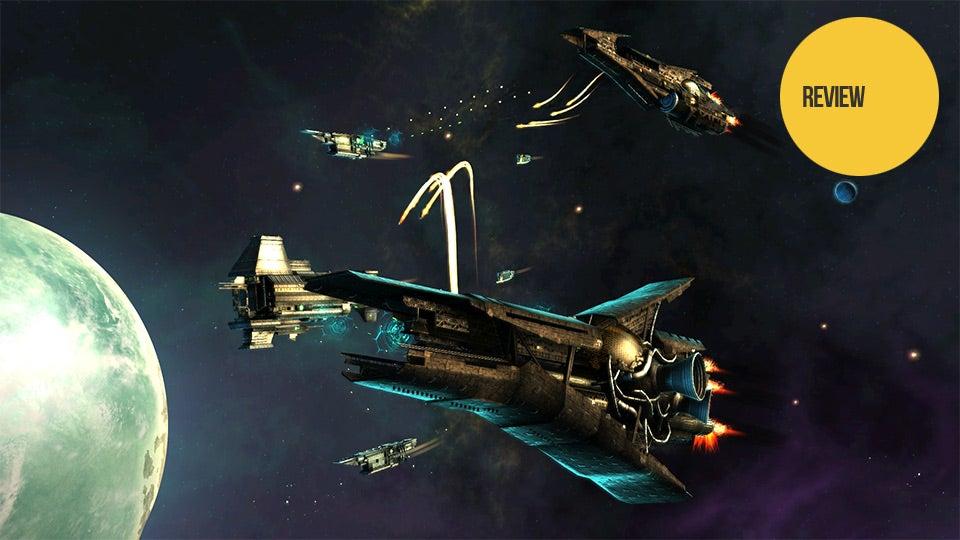 Endless Space (Amplitude Studios) (ENGMULTi3) Repack от R.G. Catalyst скача