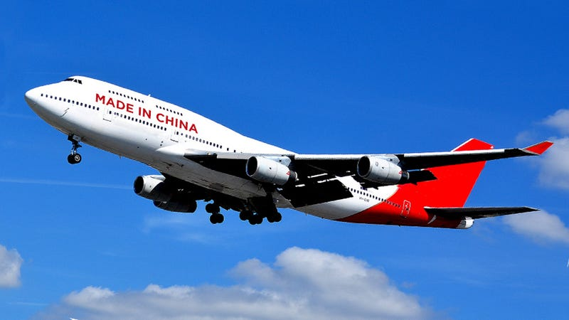 Boing 474: The Chinese Are Now Knocking Off Our Airplanes