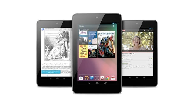 The Google Nexus Tablet Is Here, and It's Out to Kill the Kindle Fire (Updated)
