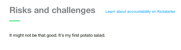 ​Kickstarter Potato Salad Guy Is a Hero