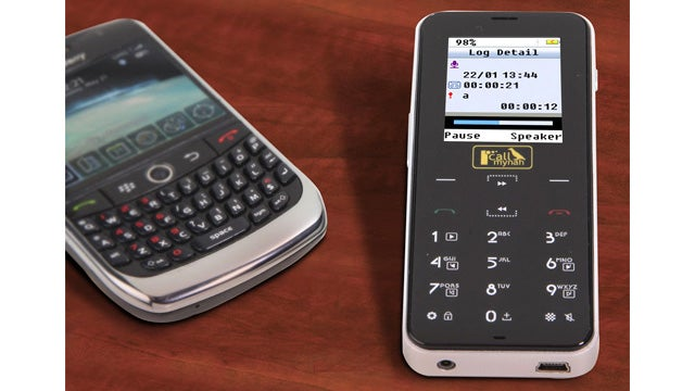 Semi-Legal Bluetooth Call Recorder: Did The Wire Teach Us Nothing?