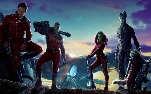 12 Guardians Of the Galaxy Facts The Movie Won't Tell You