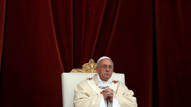 Cool Pope Condemns Pot Legalization, Harshes Catholic World's Mellow