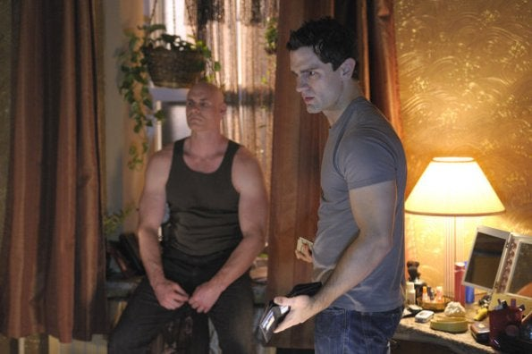 "Being Human U.S. 2x03, ""All Out of Blood"" Pictures"