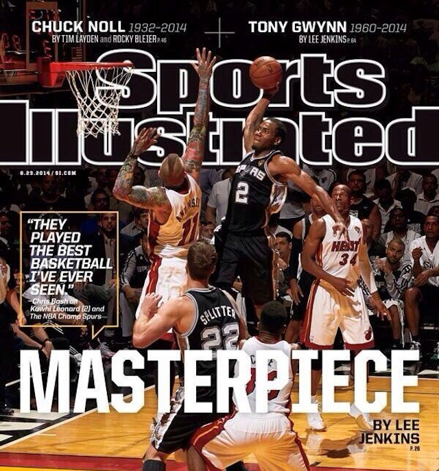 There's Something Off About This Sports Illustrated Cover