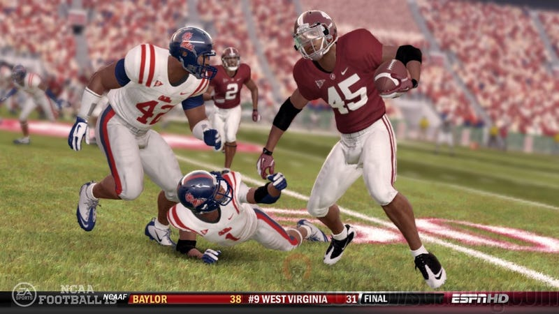 NCAA Football 13: The Kotaku Review