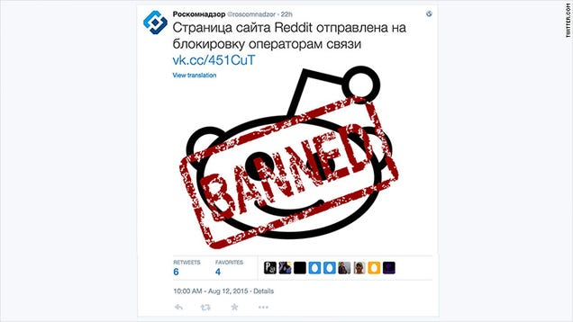 Russia Bullies Reddit Into Removing Thread on Shrooms