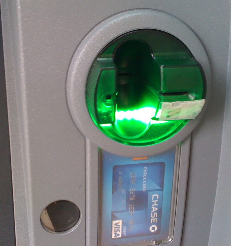 Attack of the Card Skimmers: It's Happening Right Here, Right Now