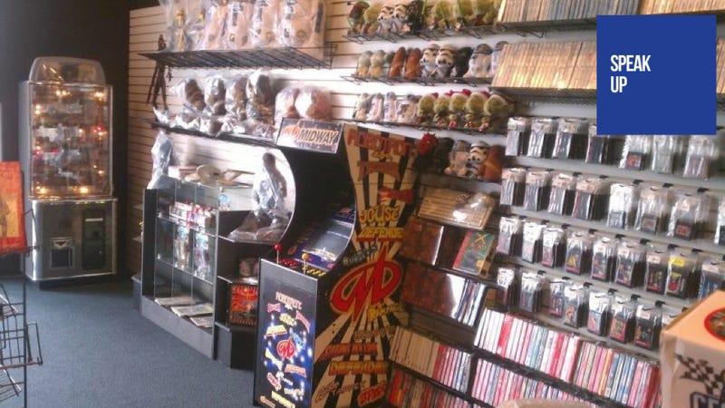 Let's Hear It For the Mom and Pop Video Game Shops
