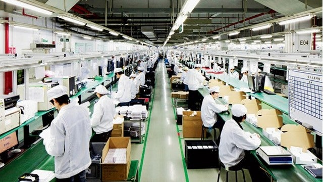 How Things Are Improving at Foxconn, and Why That's Not Great for Some
