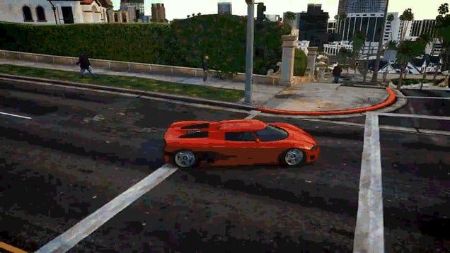 Here's How Modders Are Building GTA V Inside of GTA IV