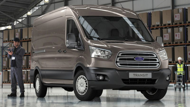 Ford Transit And Transit Connect: The Future Of American Stalking