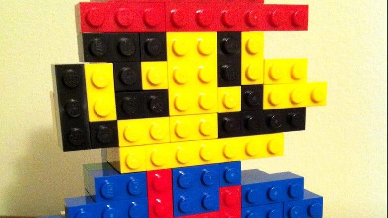 Lego My Mario