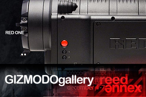 At Gizmodo Gallery: The Red One Camera