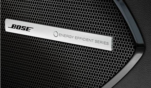 Bose Energy Efficient Sound to Debut in Chevy Volt