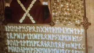 Thor and Runes in Film