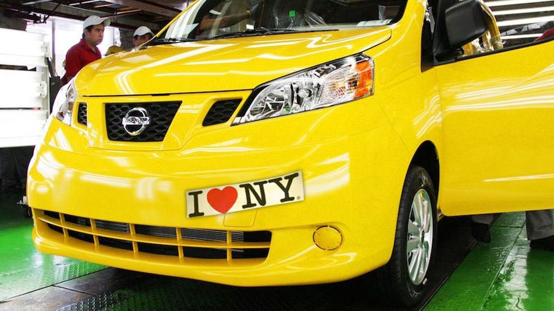 New York's New Phone-Charging Taxi Cabs Are Almost Here
