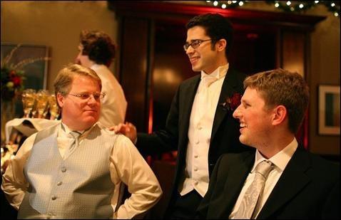 Geeks in suits