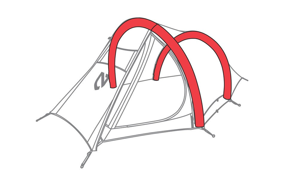 Can Inflatable Poles Make Better Tents?  sc 1 st  ??? & Can Inflatable Poles Make Better Tents? - ???