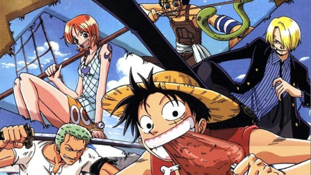 China Is Building a One Piece Theme Park