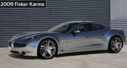 Fisker Karma Gets A Starting Price Of $87,900, We Get First Front Shot Of Tesla-Killer