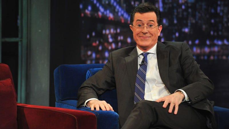 "Stephen Colbert on Daft Punk Feud: ""I Found the Whole Thing Joyful"""