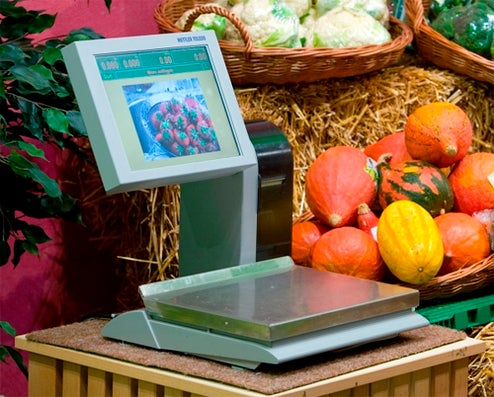 Apples or Oranges? This Smart Scale Can Tell the Difference
