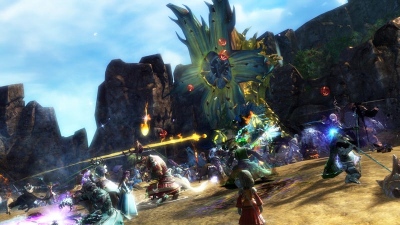 Now That's An Impressive Boss Monster, Guild Wars 2