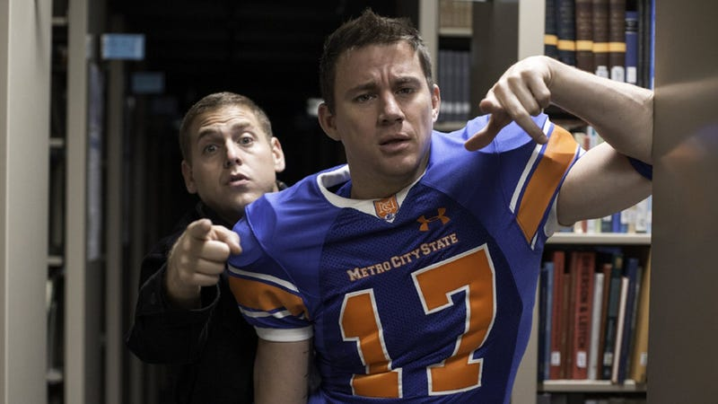 Mo' Meta Blues: 22 Jump Street, Reviewed