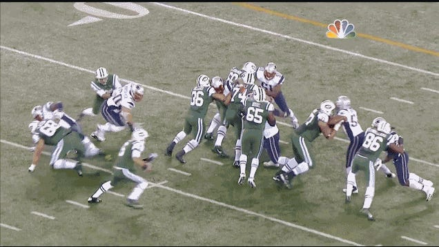 Where Were You When The Buttfumble Happened?