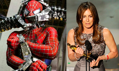 What Would Kathryn Bigelow's Spider-Man Have Looked Like?
