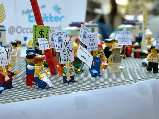 The Biggest News From 2011...In LEGO Form
