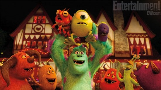 Monsters University - Promo Pics