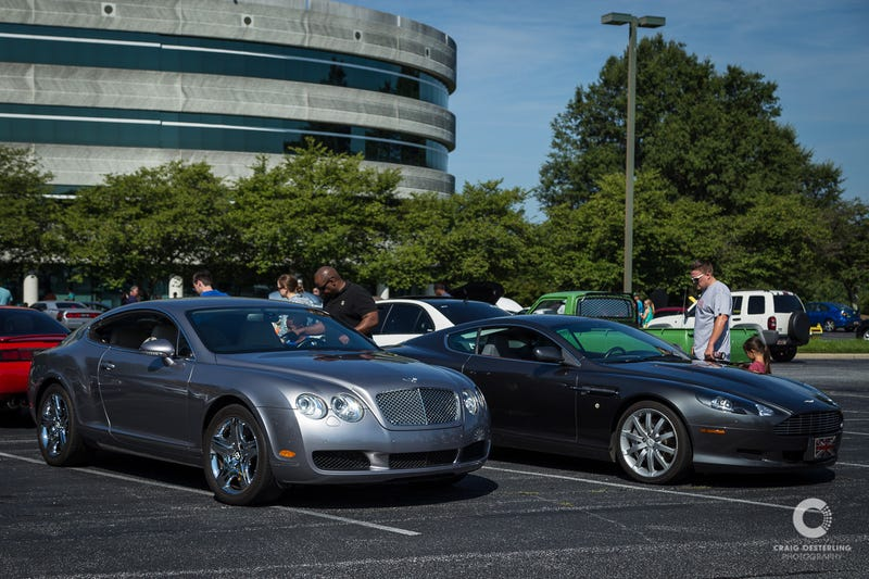 Cars & Coffee of the Upstate—July