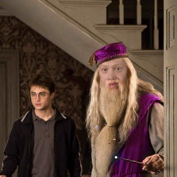 """""""Ronbledore"""" Secret Pages"""