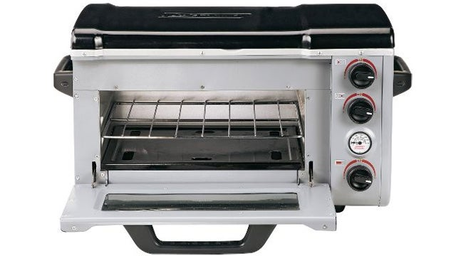 Portable Propane Oven For Gourmet Camping Viddles