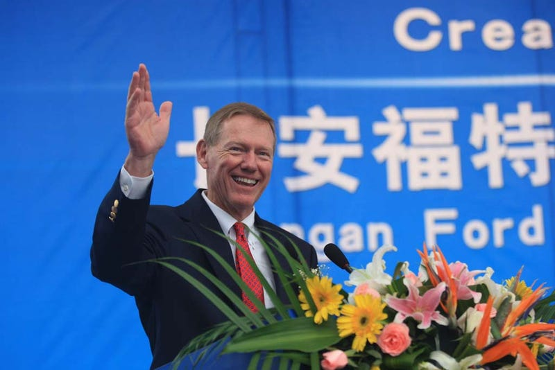Ford Opens 88 Dealerships in China, All In One Day