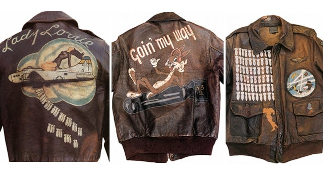 Why US Air Corps servicemen were allowed to wear such badass bomber jackets in WWII