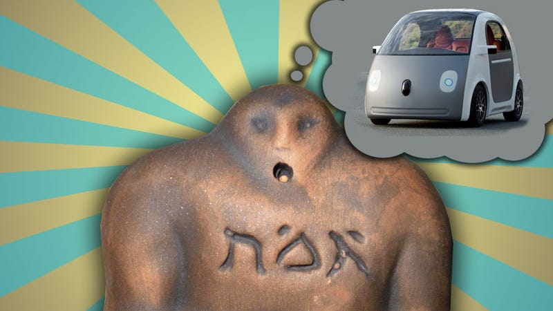 ​Is Using A Self-Driving Car Kosher For Shabbat?