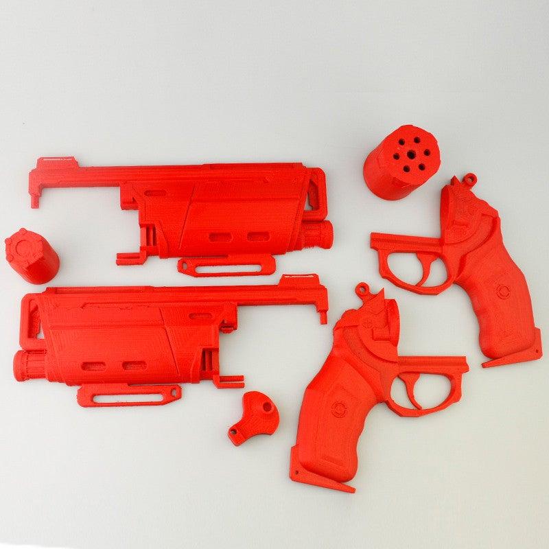 3D Print Your Own Destiny Handgun