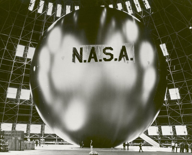 Is There Anything Space Balloons Can't Do?