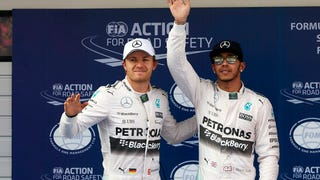 Button: Nico Rosberg should do his talking on the track