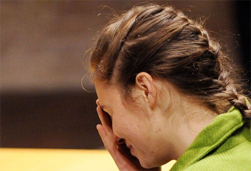 Breaking: Amanda Knox Found Guilty On All Counts, Sentenced To 26 Years In Prison