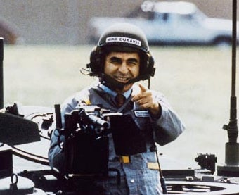 Now Michael Dukakis Is Giving Advice to the White House