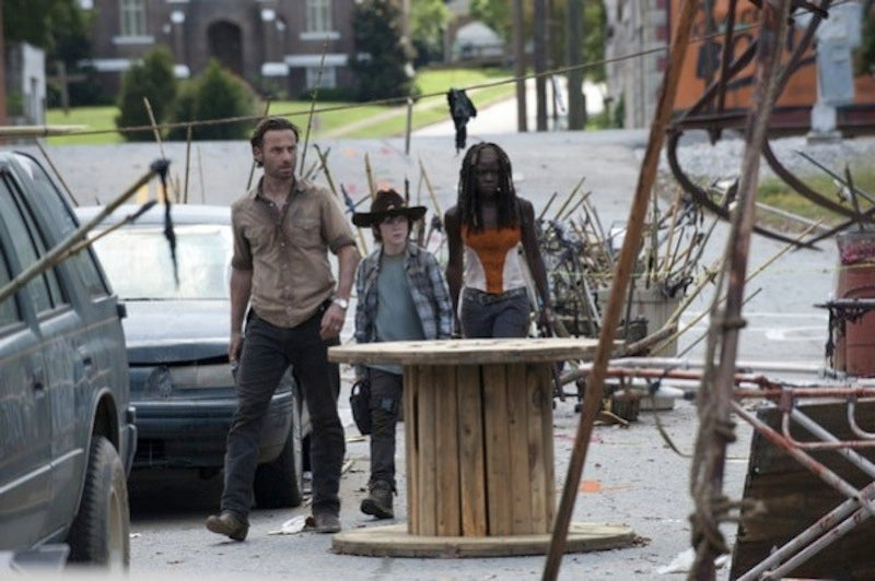 You Can Visit this Real-Life Ghost Town from 'The Walking Dead'
