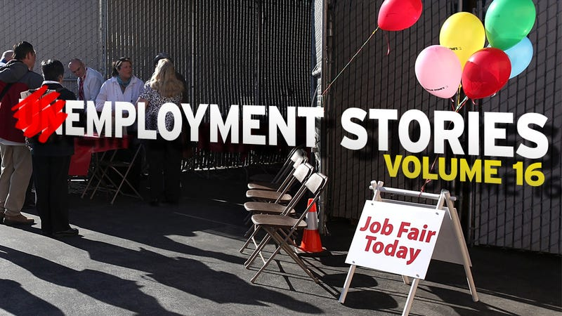 Unemployment Stories, Vol. 16: Happy Endings, in Honor of Thanksgiving