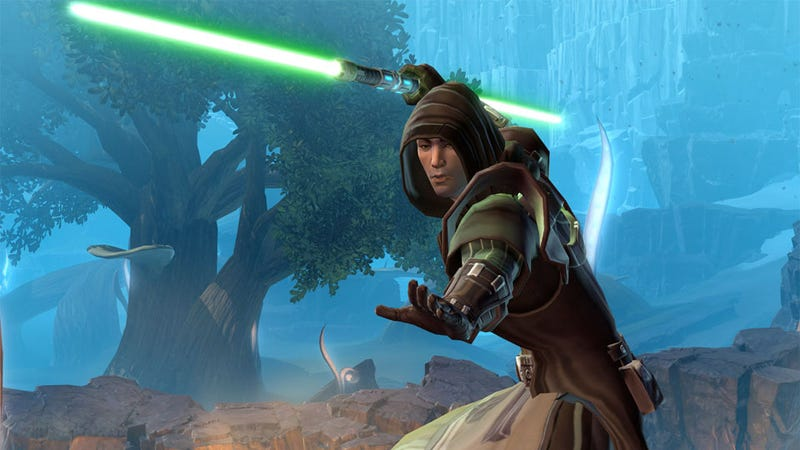 EA Exec Eases Concerns Over Rationing of The Old Republic's Launch