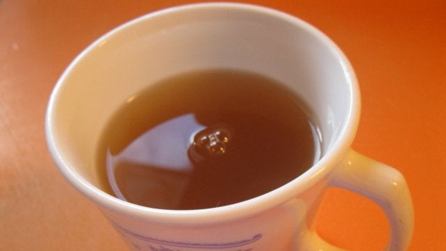 Make a Cup of Ginger Tea to Help with Nausea, Sore Throat, and Motion Sickness
