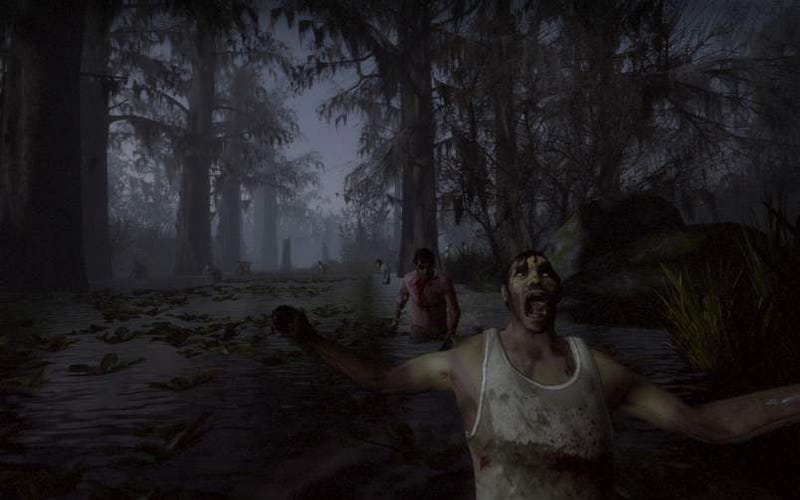 Left 4 Dead 2: Scenes From A Swamp