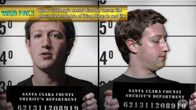 The Onion Reveals Facebook's Secret History